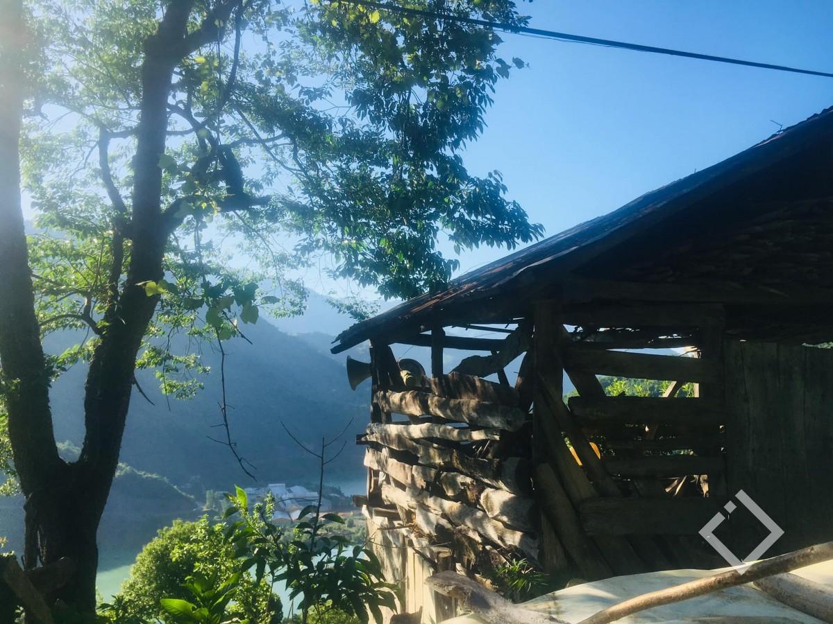 კირნათის მოსაზღვრე ძველი ქართული სოფელი ხება