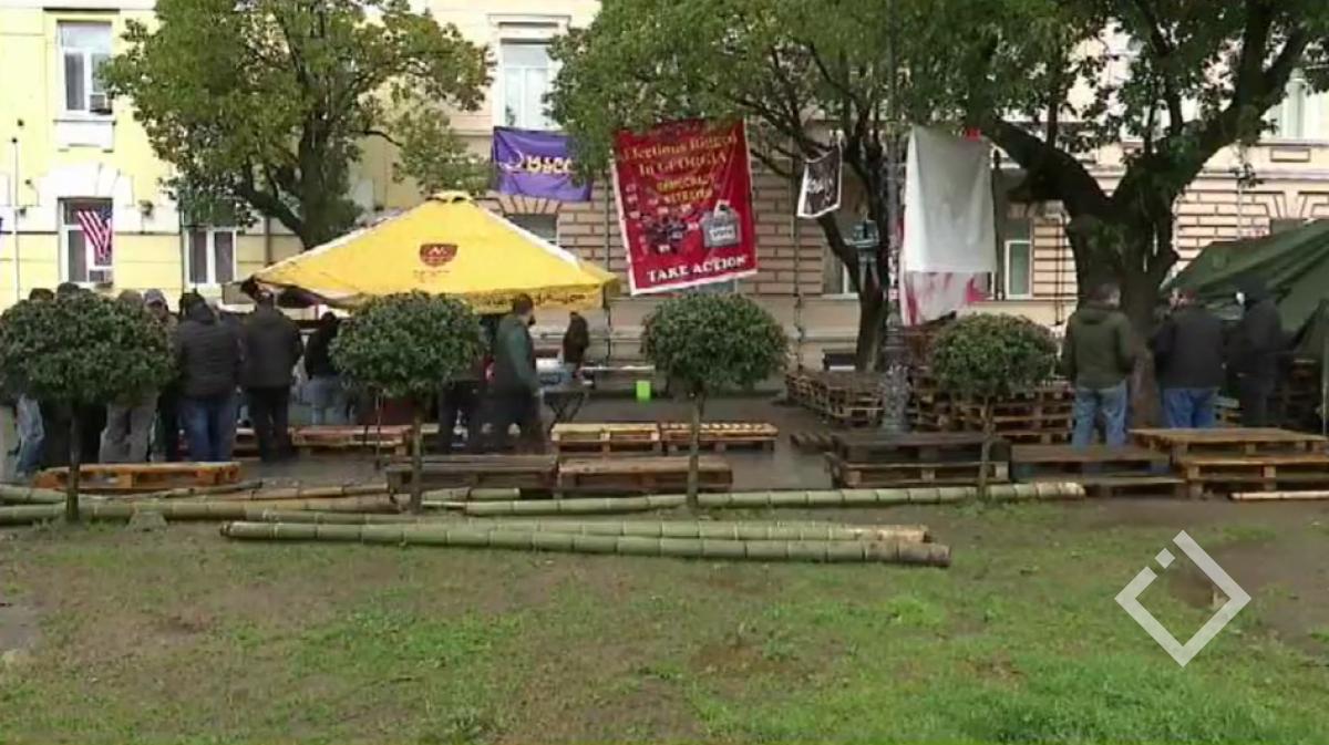 """""""თავისუფლების კვარტალი"""" თბილისში მიდის"""