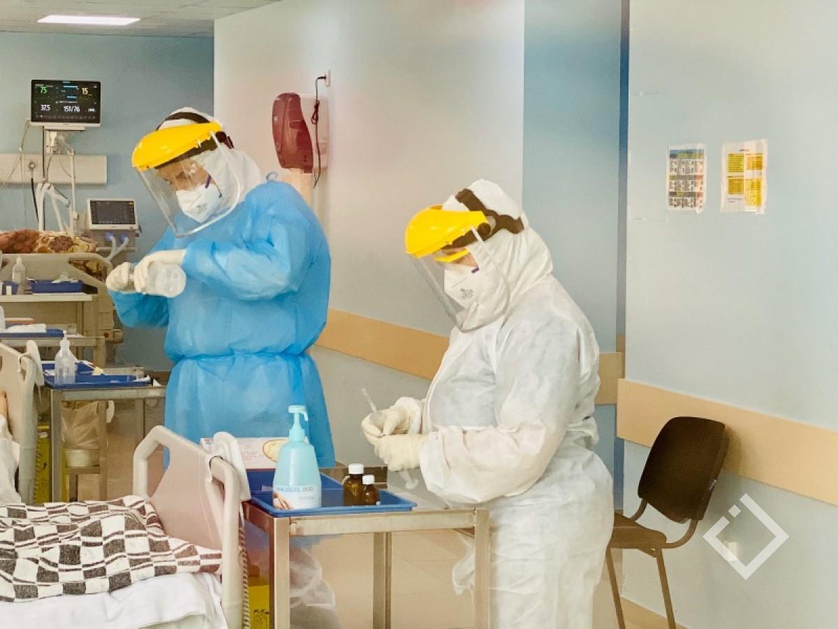 საქართველოში კორონავირუსისგან გამოჯანმრთელებულთა რაოდენობა 48-მდე გაიზარდა