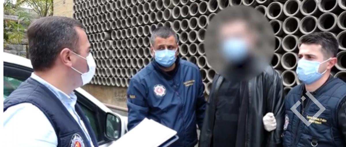 პოლიციამ თბილისში 11 ნარკორეალიზატორი დააკავა - შსს