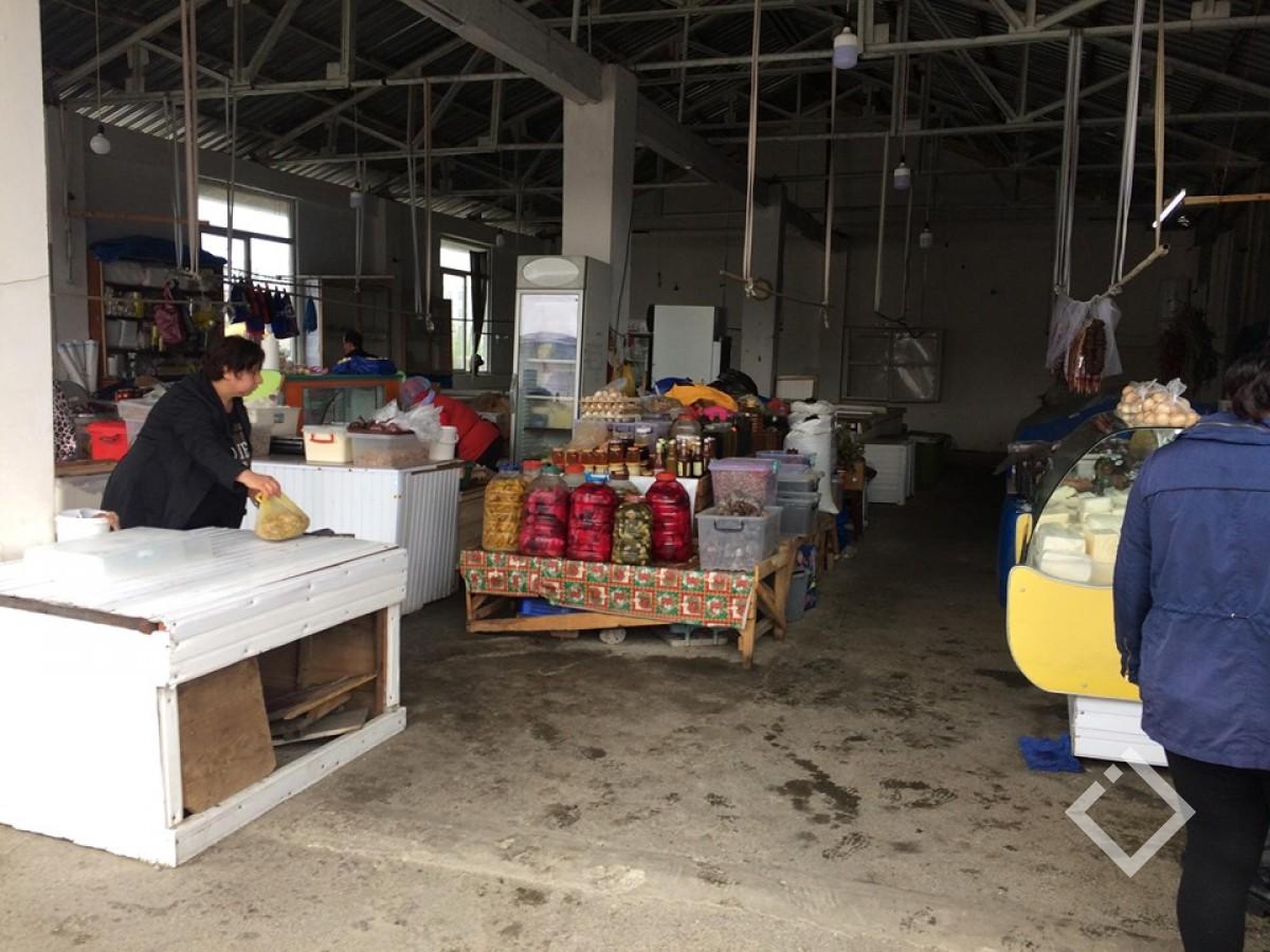 ქობულეთის ბაზარში 126 მაღაზიიდანმხოლოდ 14 მუშაობს