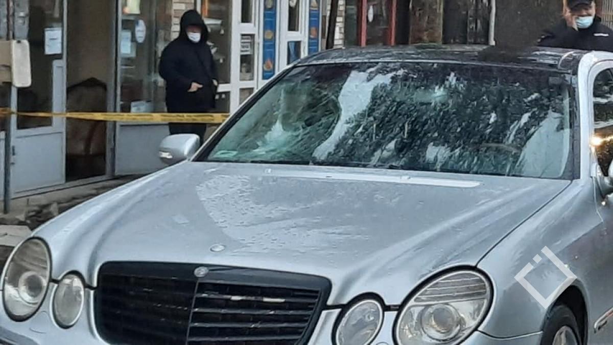 ზუგდიდის საოლქო-საარჩევნოკომისიის თავმჯდომარის ავტომობილი დააზიანეს