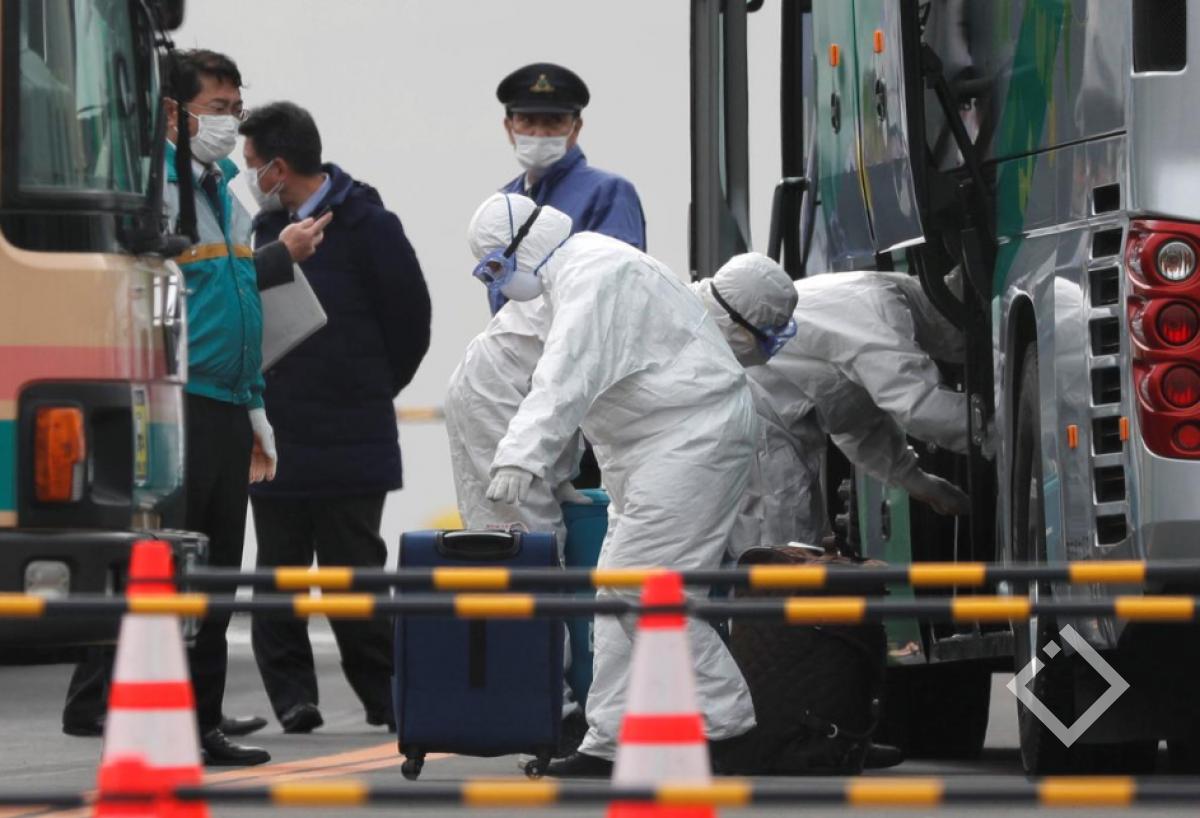 იაპონიაში საკრუიზო გემზე კორონავირუსითორი მგზავრი გარდაიცვალა - ორივე ასაკოვანი იყო